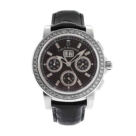 Carl F. Bucherer Ladies Patravi Chronograph Automatic // 00.10611.08.33.11 // Store Display