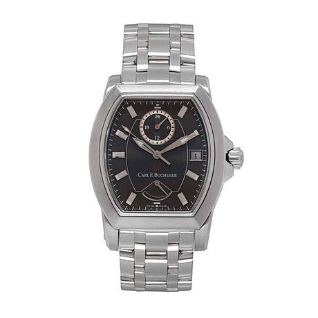 Carl F. Bucherer Patravi T-24 2nd Time Zone Power Reserve Automatic // 00.10612.08.33.21 // Store Display