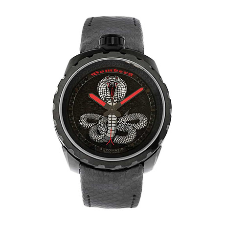 Bomberg Bolt 68 Cobra Automatic // BS45APBA.043-1.3 // Store Display