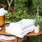 Bath Towel // 2 Pack (Pearl White)