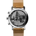 California Watch Co. Golden Gate Chronograph Quartz // GLG-1171-12L