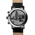 California Watch Co. Golden Gate Chronograph Quartz // GLG-2238-03L