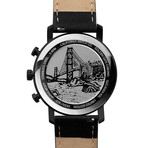 California Watch Co. Golden Gate Chronograph Quartz // GLG-3335-03L