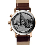 California Watch Co. Golden Gate Chronograph Quartz // GLG-4404-13L