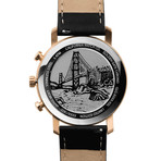 California Watch Co. Golden Gate Chronograph Quartz // GLG-4434-03L