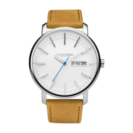 California Watch Co. Mojave Quartz // MJV-1101-12L