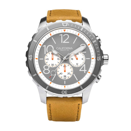 California Watch Co. Mavericks Chronograph Quartz // MVK-1110-12L