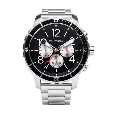 California Watch Co. Mavericks Chronograph Quartz // MVK-1131-01B