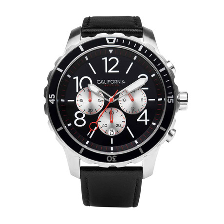 California Watch Co. Mavericks Chronograph Quartz // MVK-1131-03L