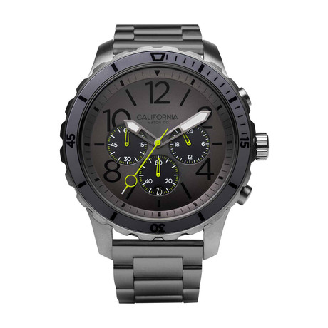 California Watch Co. Mavericks Chronograph Quartz // MVK-2223-02B
