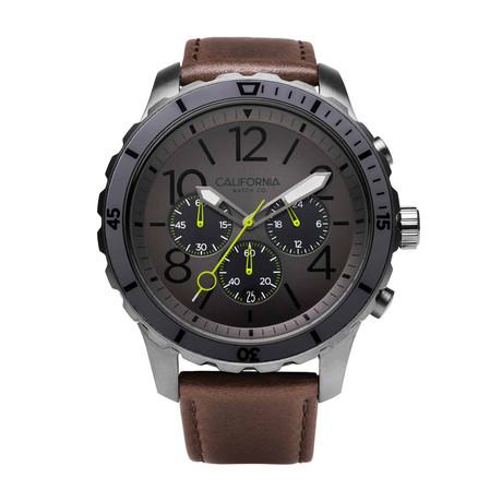 California Watch Co. Mavericks Chronograph Quartz // MVK-2223-13L