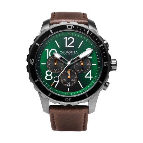 California Watch Co. Mavericks Chronograph Quartz // MVK-2239-13L