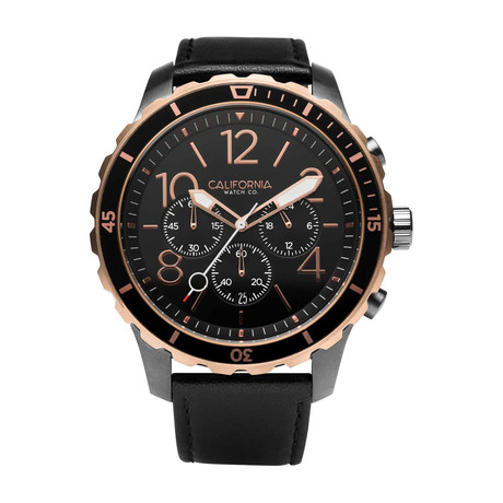 California Watch Co. Mavericks Chronograph Quartz // MVK-2434-03L