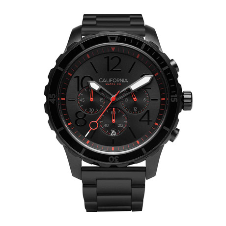 California Watch Co. Mavericks Chronograph Quartz // MVK-3338-03B