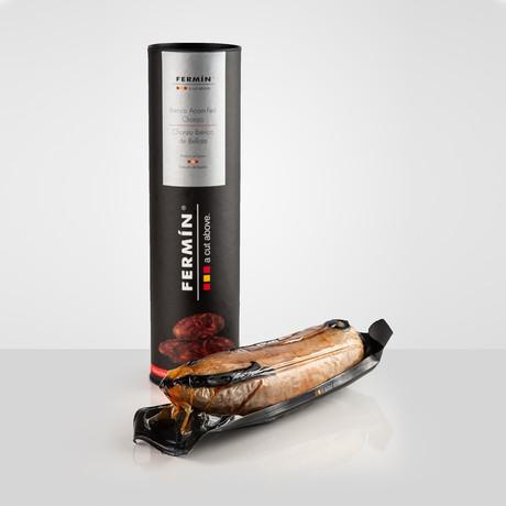 100% Iberico Acorn-Fed Chorizo + 100% Iberico Acorn-Fed Salchichon // Tube // Set of 2