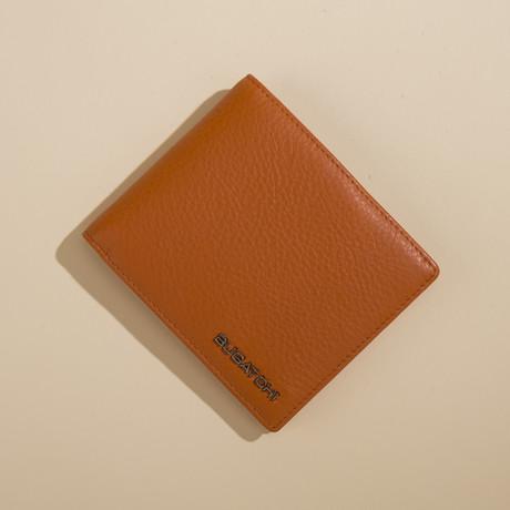 Wallet // Orange
