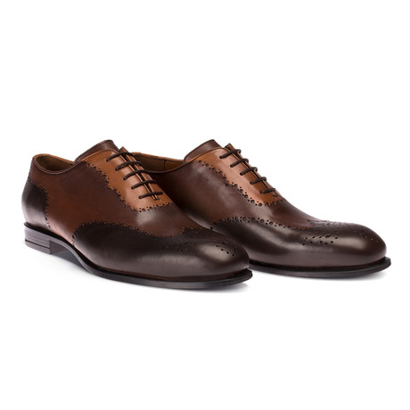 Valbor Classical Shoes // Brown (Euro: 38)