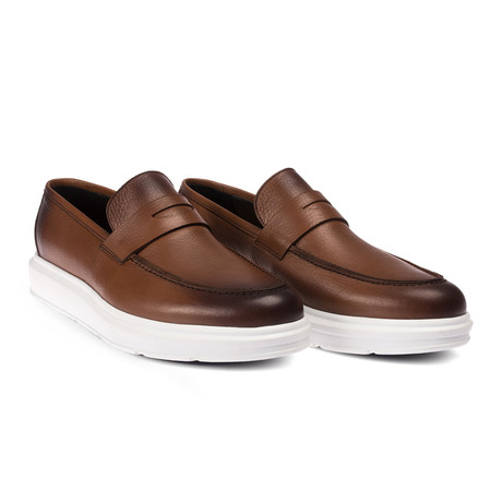 Turner Loafer Moccasin Shoes // Tab (Euro: 38)