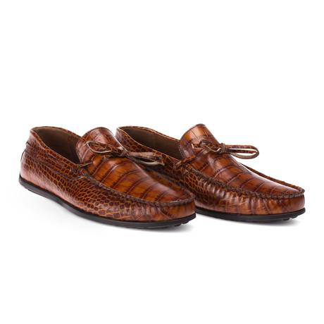 Reuben Loafer Moccasin Shoes // Tab (Euro: 38)