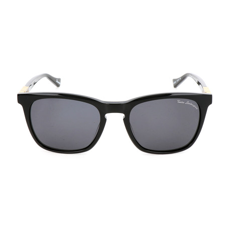 Invincibile TL600 S02 Sunglasses // Black + Gold