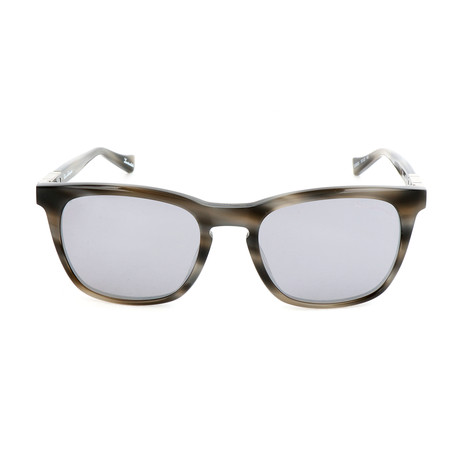 Invincibile TL600 S03 Sunglasses // Gray + Silver