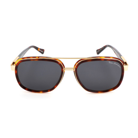 Invincibile TL601 S02 Sunglasses // Tortoise + Gold