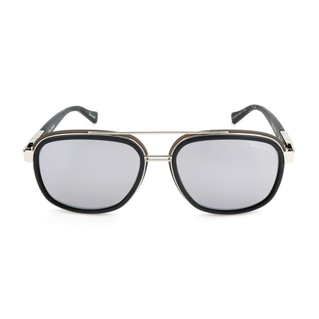 Invincibile TL601 S03 Sunglasses // Black + Silver