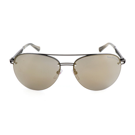 Grid TL603 S03 Sunglasses // Gunmetal