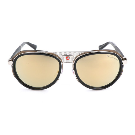 Tyre TL605 S02 Sunglasses // Gray + Black