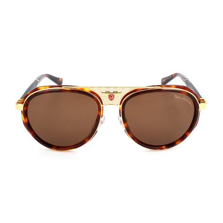 Tyre TL605 S03 Sunglasses // Tortoise + Black