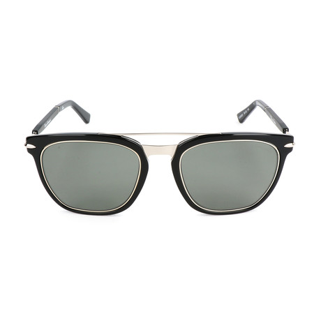Gear TL800 S01 Sunglasses // Black + Silver