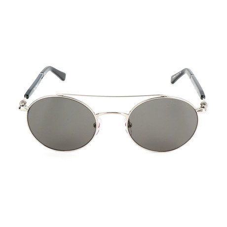 Gear TL303 S02 Sunglasses // Silver