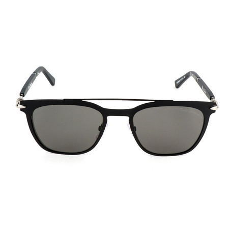 Gear TL304 S01 Sunglasses // Black + Silver