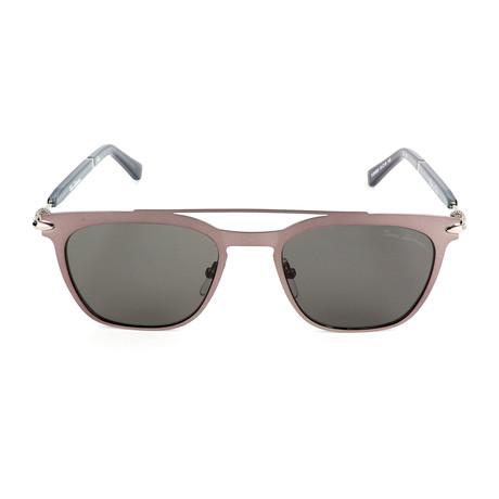 Gear TL304 S03 Sunglasses // Gunmetal + Silver