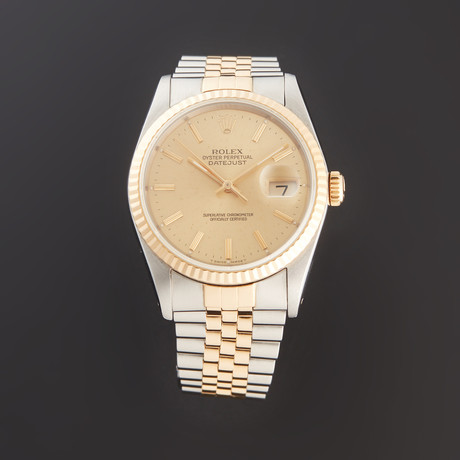 Rolex Datejust Automatic // 16233 // E Serial // Pre-Owned