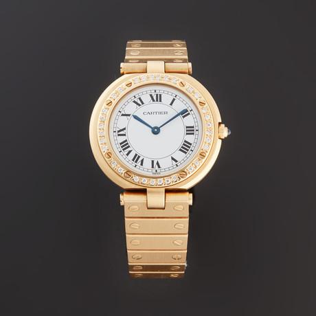 Cartier Santos Quartz // Pre-Owned