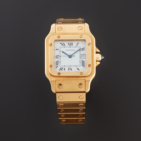 Cartier Santos Automatic // Pre-Owned
