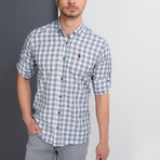 G652 Button-Up Shirt // White (2XL)