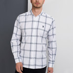 G656 Button-Up Shirt // White (S)