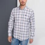 G659 Button-Up Shirt // White (S)