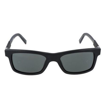 MB646S 02A Sunglasses // Matte Black