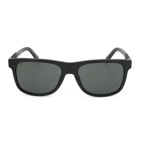 MB654S 02A Sunglasses // Matte Black