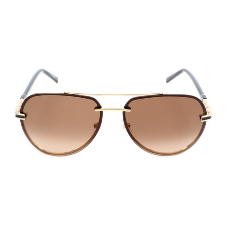 MB643S 32F Sunglasses // Gold