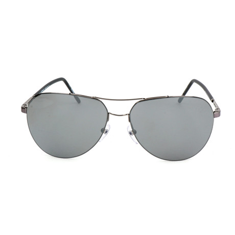 MB695S 08C Sunglasses // Shiny Gunmetal