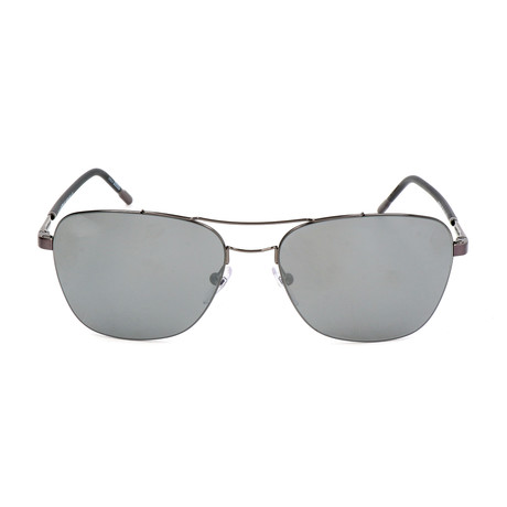 MB696S 08C Sunglasses // Shiny Gunmetal