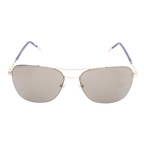 MB696S 32F Sunglasses // Gold