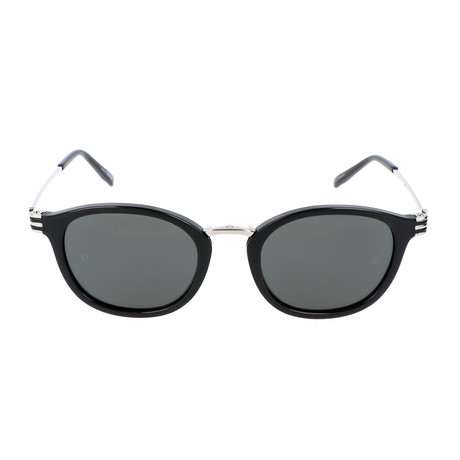 MB697S 01A Sunglasses // Shiny Black