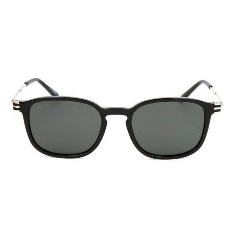 MB698S 01A Sunglasses // Shiny Black