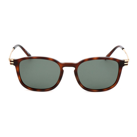 MB698S 52J Sunglasses // Dark Havana