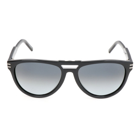 MB699S 01A Sunglasses // Shiny Black